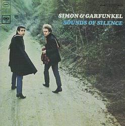 SIMON & GARFUNKEL - Sounds Of Silence CD album cover