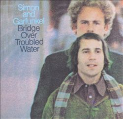 SIMON & GARFUNKEL - Bridge Over Troubled Water CD album cover