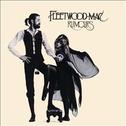 FLEETWOOD MAC - Rumours CD album cover