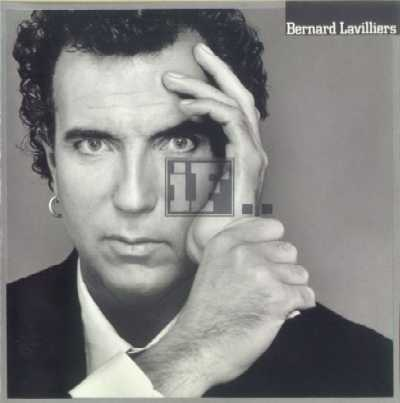 BERNARD LAVILLIERS - If CD album cover