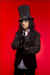 ALICE COOPER image groupe band picture