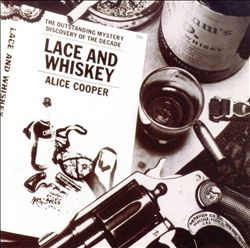 ALICE COOPER - Lace And Whiskey CD album cover