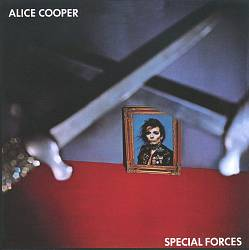 Alice Cooper - Special Forces CD (album) cover