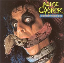 Alice Cooper - Constrictor CD (album) cover