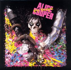 Alice Cooper - Hey Stoopid CD (album) cover