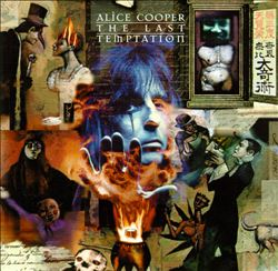 Alice Cooper - The Last Temptation CD (album) cover