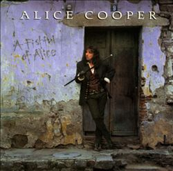 Alice Cooper - A Fistful Of Alice CD (album) cover