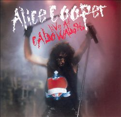 Alice Cooper - Live At Cabo Wabo 96 CD (album) cover