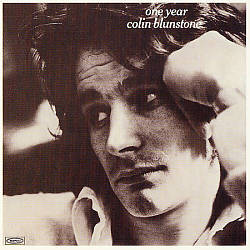 Colin Blunstone - One Year CD (album) cover