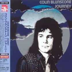 Colin Blunstone - Journey CD (album) cover