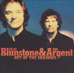 Colin Blunstone - Out Of The Shadows CD (album) cover