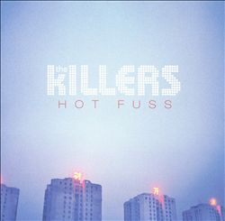 The Killers - Hot Fuss CD (album) cover