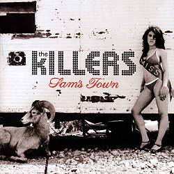 The Killers - Sam's Town CD (album) cover