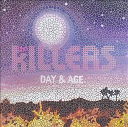 The Killers - Day & Age CD (album) cover