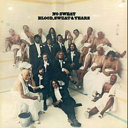 SWEAT & TEARS BLOOD - No Sweat CD album cover