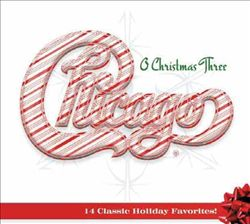 Chicago O Christmas Three CD album cover