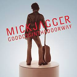 MICK JAGGER - Goddess In The Doorway CD album cover