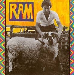 Paul Mccartney - Ram CD (album) cover
