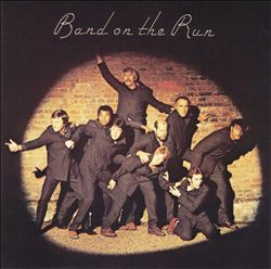 Paul Mccartney - Band On The Run CD (album) cover