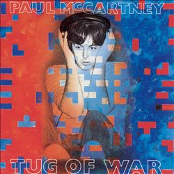Paul Mccartney - Tug Of War CD (album) cover