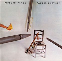 Paul Mccartney - Pipes Of Peace CD (album) cover