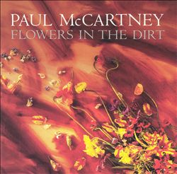 Paul Mccartney - Flowers In The Dirt CD (album) cover
