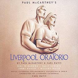 Paul Mccartney - Liverpool Oratorio CD (album) cover