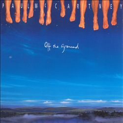Paul Mccartney - Off The Ground CD (album) cover