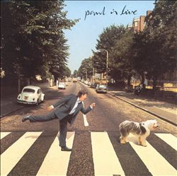 Paul Mccartney - Paul Is Live CD (album) cover