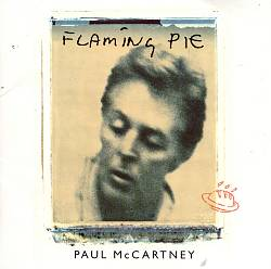 Paul Mccartney - Flaming Pie CD (album) cover