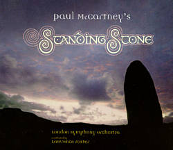 Paul Mccartney - Paul Mccartney's Standing Stone CD (album) cover