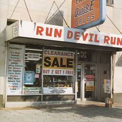 Paul Mccartney - Run Devil Run CD (album) cover