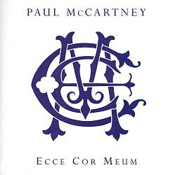 Paul Mccartney - Ecce Cor Meum CD (album) cover