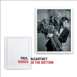 Paul Mccartney - Kisses On The Bottom CD (album) cover