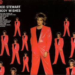 Rod Stewart - Body Wishes CD (album) cover