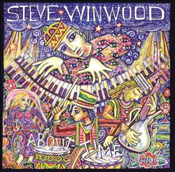 Steve Winwood - About Time CD (album) cover