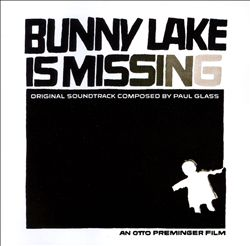 The Zombies - Bunny Lake Is Missing (paul Glass) CD (album) cover