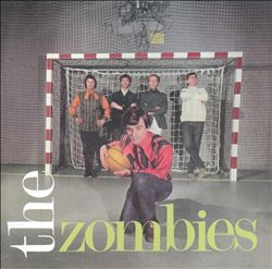 The Zombies - I Love You CD (album) cover