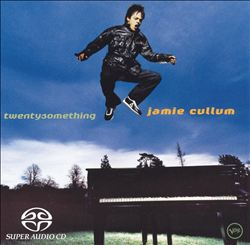 JAMIE CULLUM - Twentysomething CD album cover