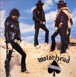 MOTÖRHEAD - Ace Of Spades CD album cover