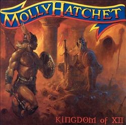 Molly Hatchet - Kingdom Of Xii CD (album) cover