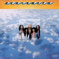 AEROSMITH - Aerosmith CD album cover