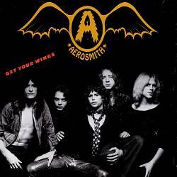 Aerosmith - Get Your Wings CD (album) cover
