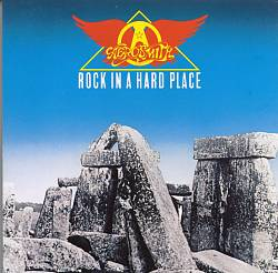 Aerosmith - Rock In A Hard Place CD (album) cover