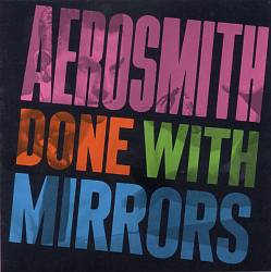 Aerosmith - Done With Mirrors CD (album) cover