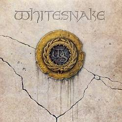 WHITESNAKE - Whitesnake CD album cover