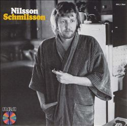 HARRY NILSSON - Nilsson Schmilsson CD album cover