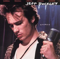 JEFF BUCKLEY - Grace CD album cover
