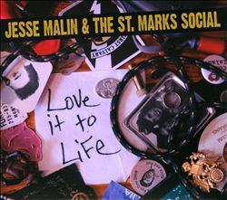 JESSE MALIN - Love It To Life CD album cover