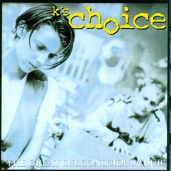 K's Choice - Great Subconscious Club CD (album) cover